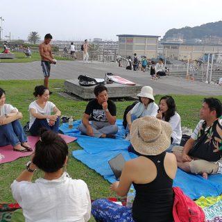 第一回Workationトライアル企画@江ノ島
